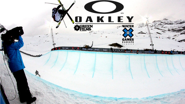 OAKLEY O-LAB . winter Xgames011