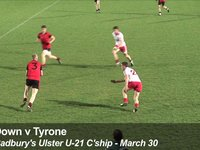Down Goal v Tyrone, 2011