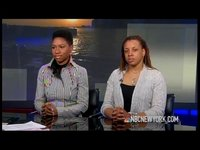 NBC NY Nightly News - Sex Crimes Against Black Girls Exhibit Feature