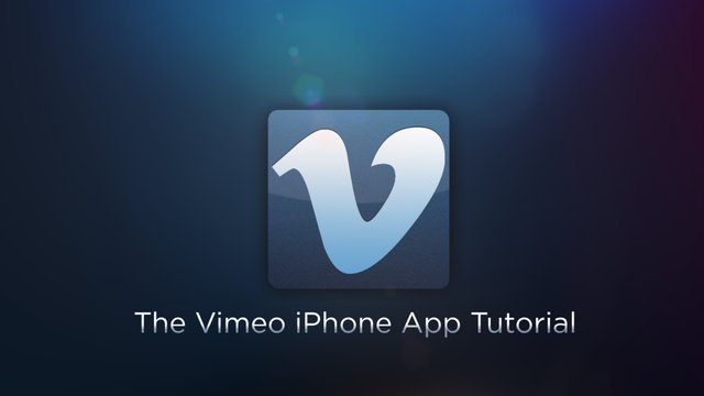 The Vimeo iPhone App Tutorial