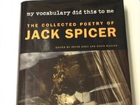 &#8220;Sweet God&#8221; by Jack Spicer