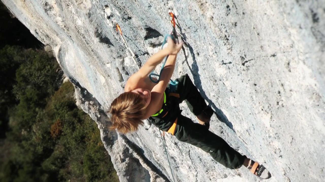 tragedia: muere chico escalador de 12 durante una prueba