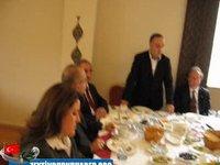 Akdağ'dan CHP'li Adaylara Yemek