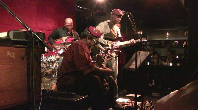 "The Pace Report: ""The Musical Self Discovery of James Blood Ulmer"" The James Blood Ulmer Interview wsg Vernon Reid"
