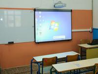 Διαδραστικοί πίνακες στο 1ο Γυμνάσιο (2-4-2011)