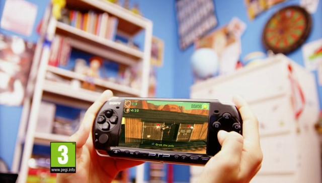 Sony PSP ? Toy Story 3