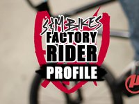 S&M Rider Profile: Chad Johnston
