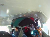Skydive Lizenzsprung