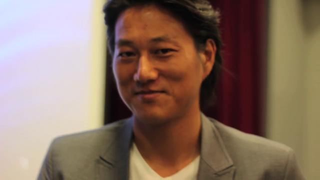 Sung Kang: You Offend Me You Offend My Family on Vimeo