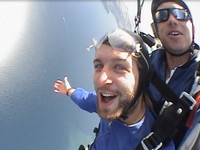 Skydive Taupo 2011