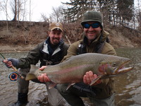Spring Steelhead Run
