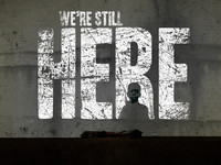 Were still here: Matt Brass