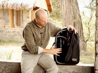 What's in Andy Biggs' Camera Bag? Kiboko bag by Gura Gear