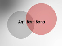 Argi Berri Saria 2011