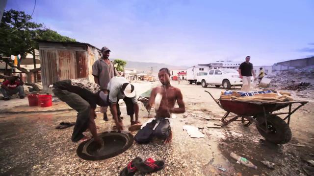 HAITÍ. Canon 5DMKII footage.