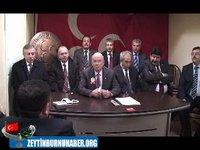 MHP'li Vekillerin Zeytinburnu Çıkartması