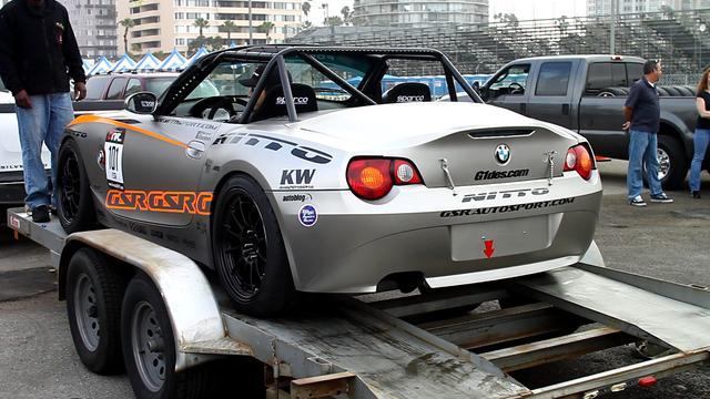 Mike Essa S Bmw Z4 Drift Car Start Up On Vimeo