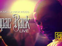 Meek Mill (ft. Rick Ross) - Tupac Back (Live in Orlando) ()