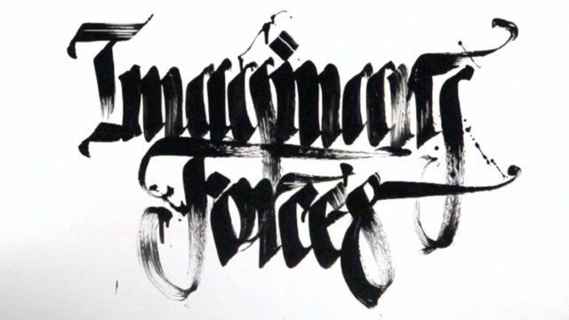Imaginary Forces - Montage - Spring 2011