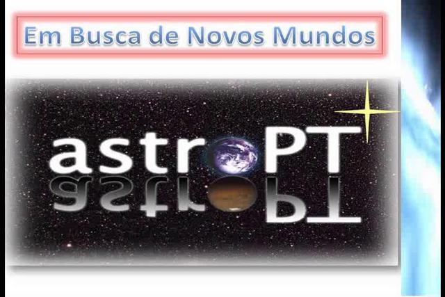 Em Busca de Novos Mundos / AstroPT