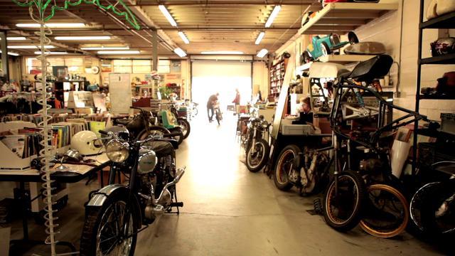 Garage Company for Born Free 3