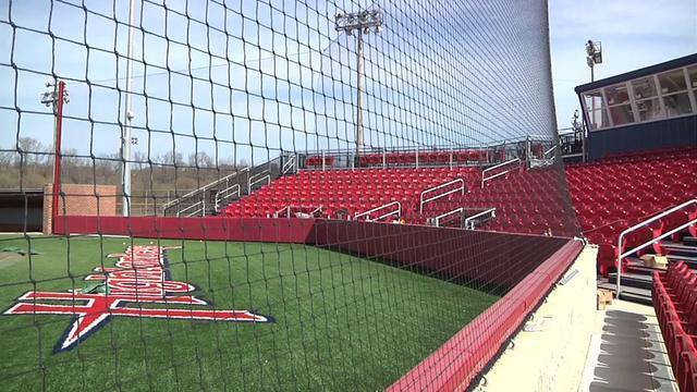 Radford university baseball stadium