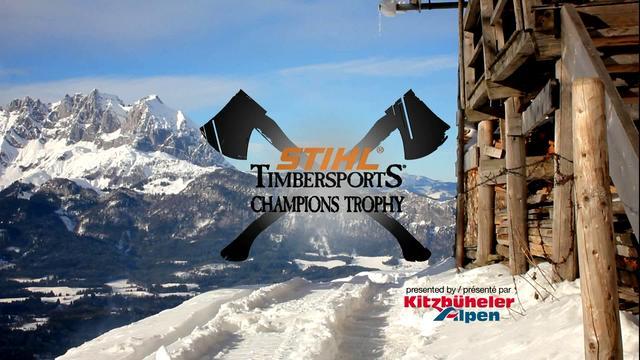 Stihl Timbersports Logo