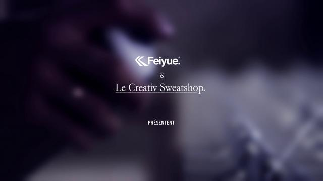 MAKING OF FEIYUE 2011 CAMPAIGN - PART 01