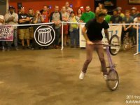 Jomopro 2011 Pro Flatland Qualifying: Jean-William 'DUB' Prevost