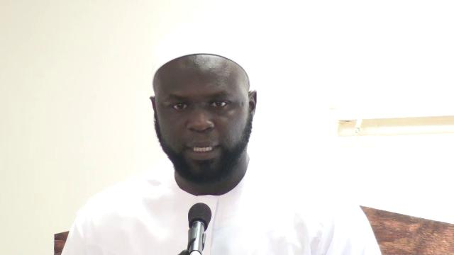 Juma Khutba given by Imam Muhammad Ndiaye - Tawheed