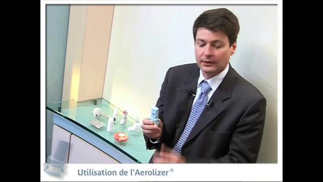 Comment utiliser un aerolizer par le professeur mathieu molimard on vimeo - Comment utiliser un rasoir electrique ...