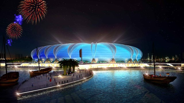 Qatar's 2022 FIFA World Cup Film - Doha