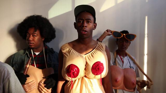 Video: Terry Richardson's OFWGKTA Vice Photoshoot