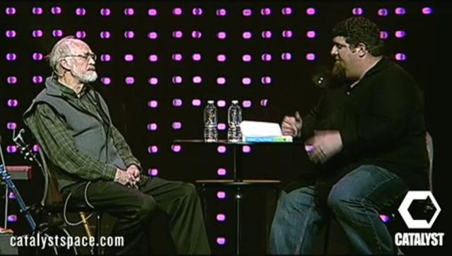 Catalyst West 2011: Eugene Peterson