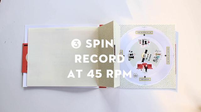 record player invite