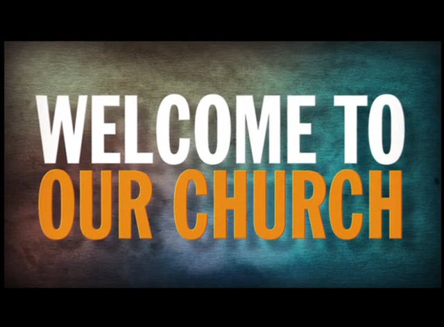welcome to our church on vimeo