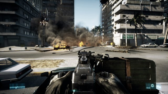 Battlefield 3 Fault Line 12min Gameplay