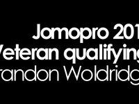 Jomopro 2011 Veteran Flatland Qualifying: Brandon Woldridge