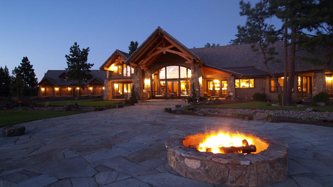 The Kimble Estate Wedding Venue Bend Oregon On Vimeo