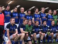 Cavan Music Tribute - Ulster U-21 Champions 2011