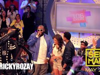 Rick ross & maybach music group chez 106 & park