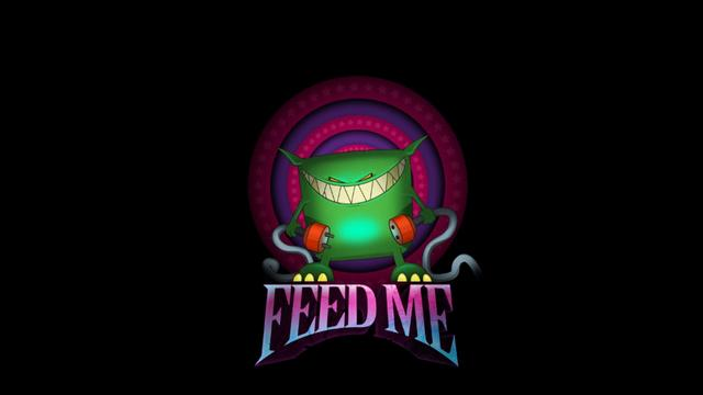 Feed Me - Club Tour Visuals
