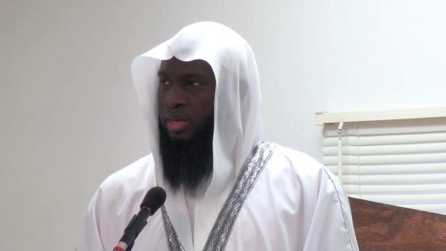 4/15/2011 Juma Khutba given by Imam Muhammad Ndiaye - The Life Of This World