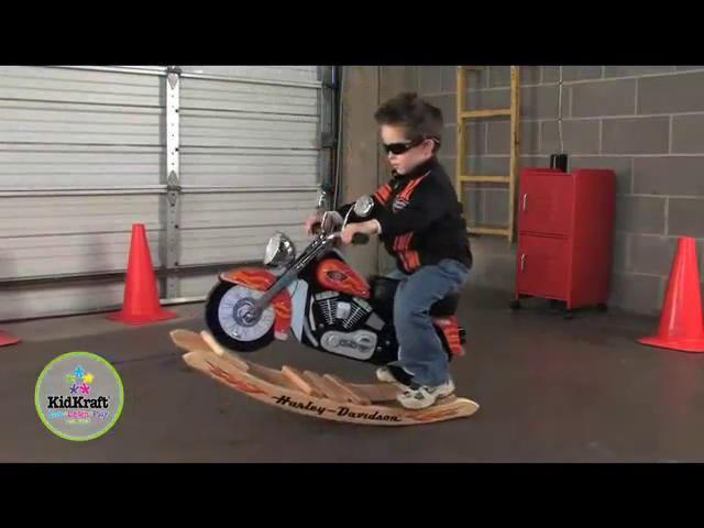 Harley Davidson Baby Bedding