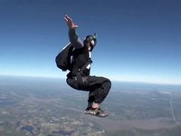 Supafly Skydiving.  Freefly Coaching