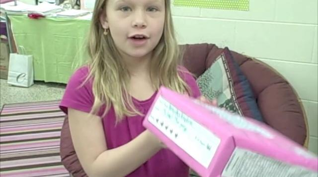 Cereal Box Book Report Avery D On Vimeo