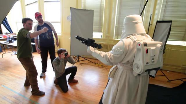 Star Wars Photoshoot