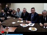 MHP'den ZEYDER'e 12 Haziran Ziyareti