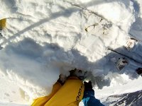 GoPro HD: Avalanche Cliff Jump