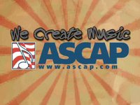Message from ASCAP - The American Society of Composers, Authors and Publishers